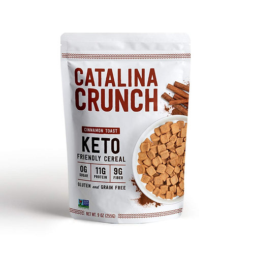 Catalina Crunch Cinnnamon Toast Crunch 9oz