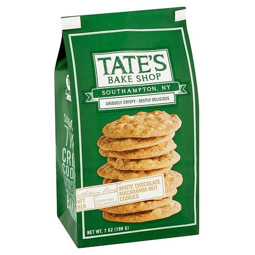 Tates Bake Shop White Chocolate Macadamia Nut 7oz