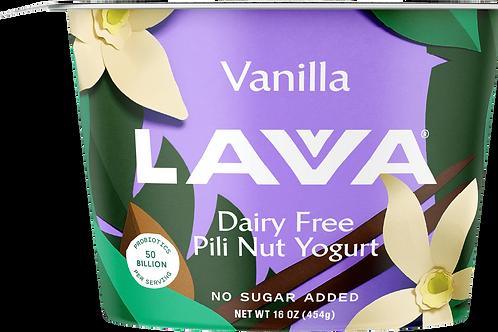 Lavva, Yogurt Plant Based Vanilla 5.3 oz