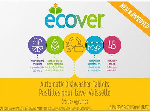 Ecover Dishwasher 45 Tablets