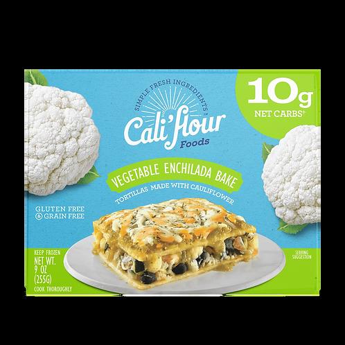 Califlour Vegetable Enchilada Bake 9oz