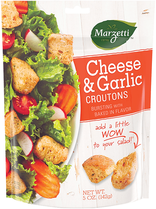 Marzetti Cheese and Garlic Croutons