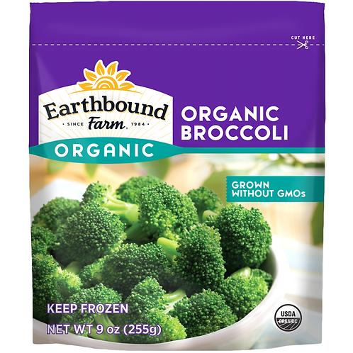 Earthbound Organic Broccoli 9oz