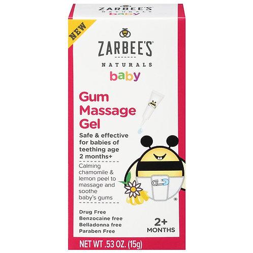Zarbees Baby Gum Massage Gel