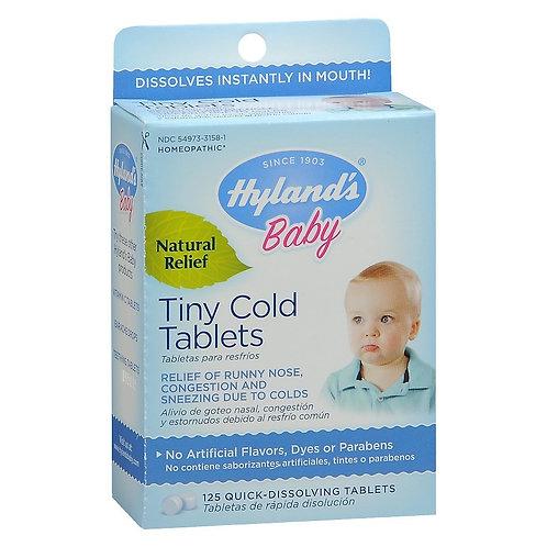 Hyland Tiny Cold Tablets