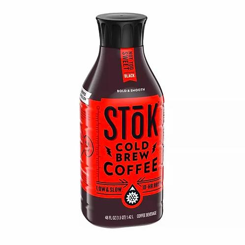 Stok Cold Brew Coffee 48 oz