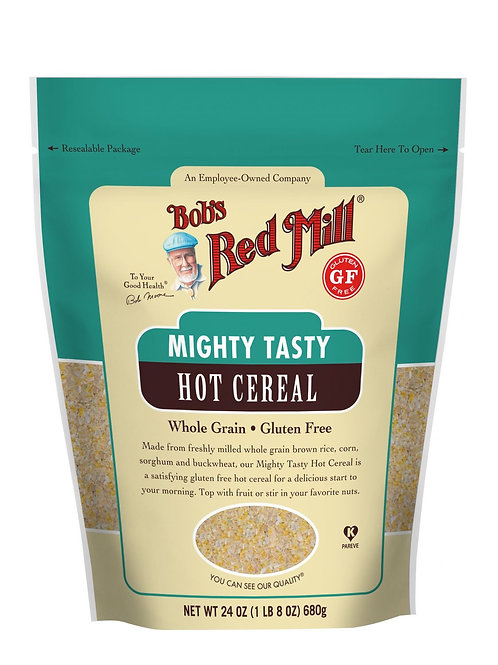 Bob's Red Mill Mighty Tasty Hot Cereal 24oz
