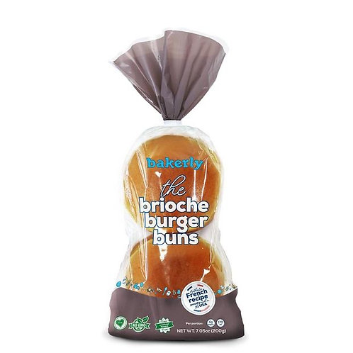 Barkely The Brioche Burger Buns