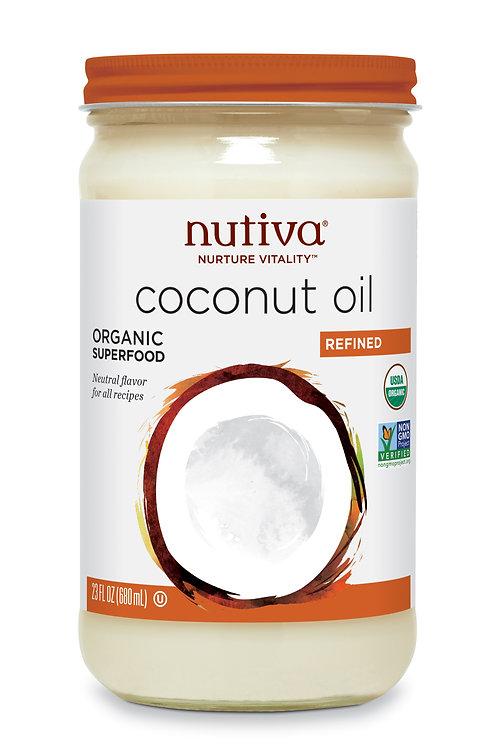 Nutiva Coconut Oil 23oz
