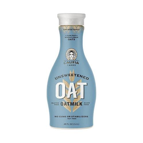 Califia Farms Oat Milk, Original, Non Dairy, Plant Based 48oz