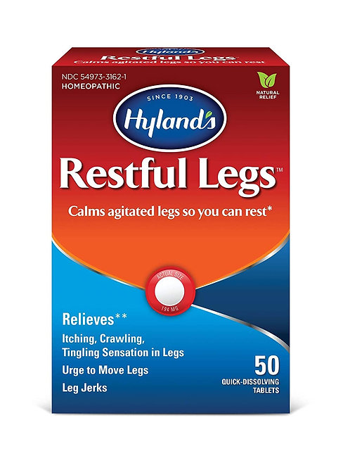 Hyland's Restful Legs 50 Count