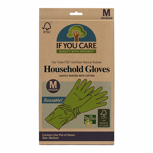 If you Care Household Gloves (Medium)