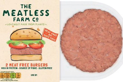 The Meatless Farm Patties 8oz