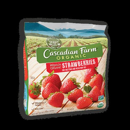 Cascadian Farm Strawberries 10 oz