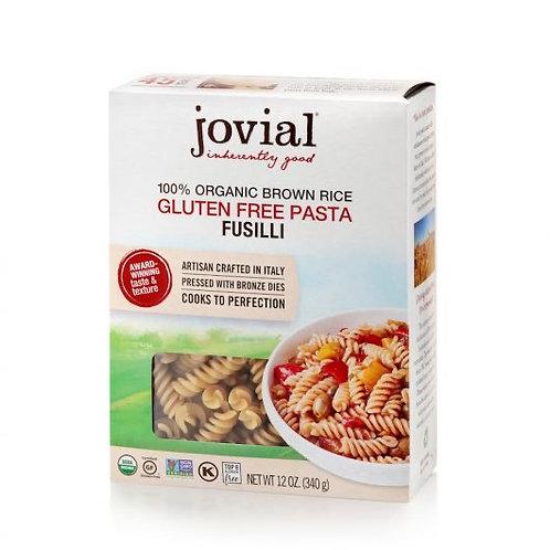Jovial Gluten Free Pasta Fusilli