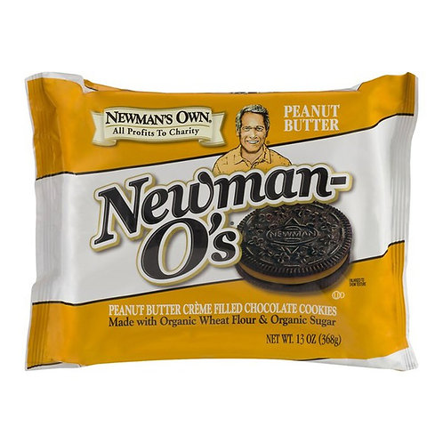 Newman O's Peanut Butter Chocolate Chip 13oz