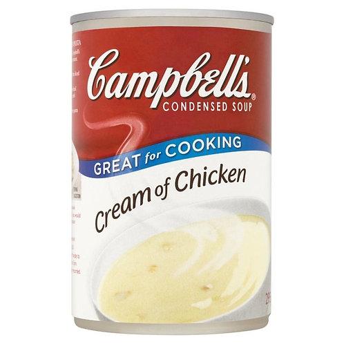 Cream of Chicken / 4 in Pack