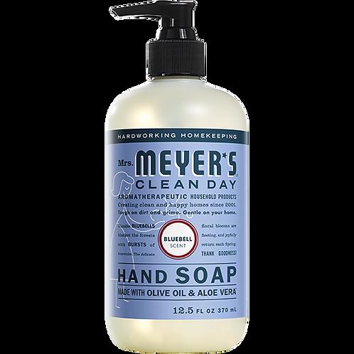 Mrs. Meyer Hand Soap BlueBell 12.5 oz