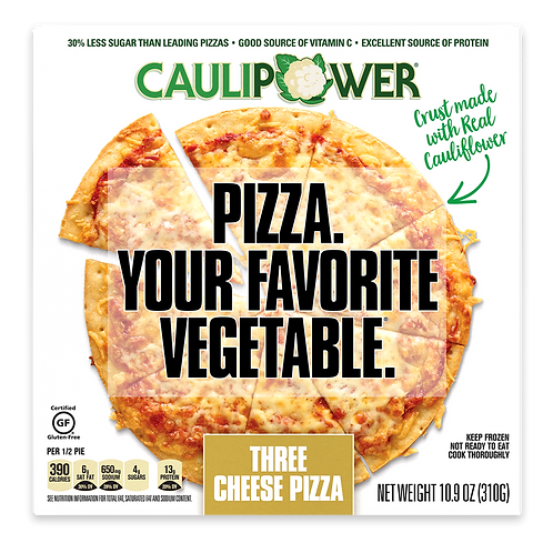 Caulipower Pizza Your Favorite Vegetable 10.9 oz
