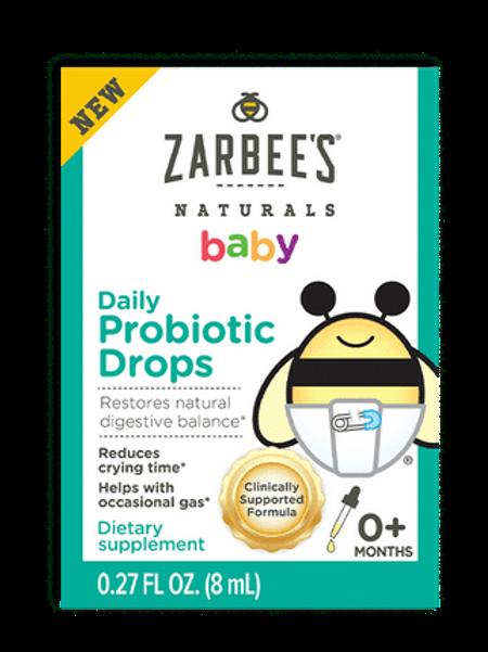 Zarbee's Baby Daily Probiotics Drops