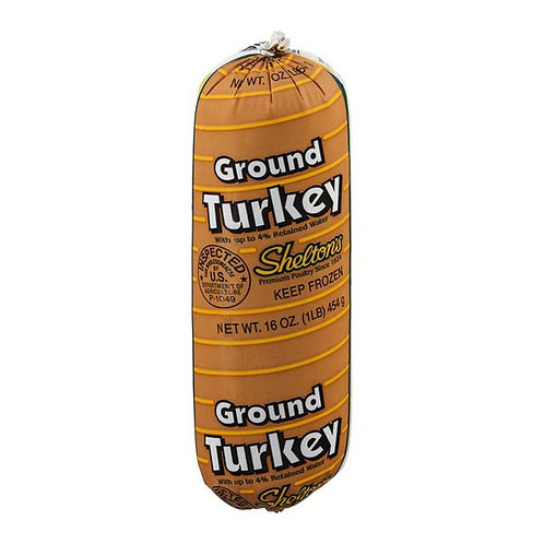 Shelton Ground Turkey 16oz