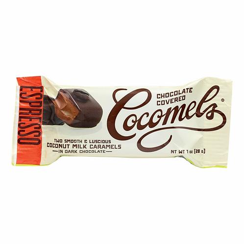 Cocomels Espresso Coconut Milk Caramel 1oz