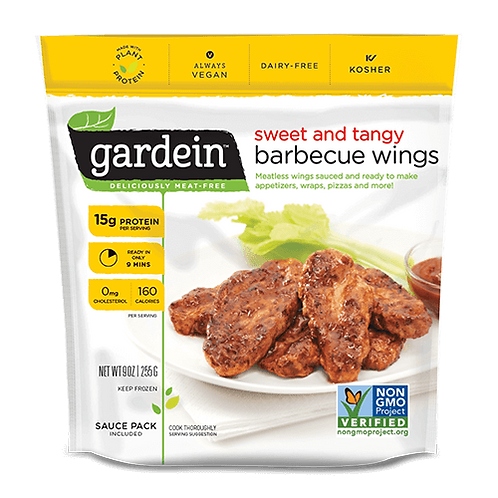 Sweet and Tangy Barbecue Wings