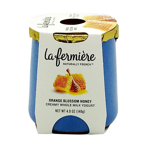 La Fermiere Honey Orange Blossom 4.9 oz