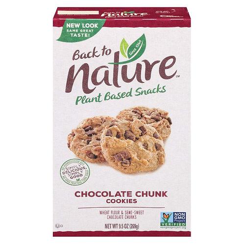 Back to Nature Plant - Based Snacks 9.5 oz