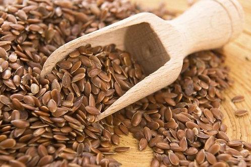 Flax Brown Seed/ 12 oz