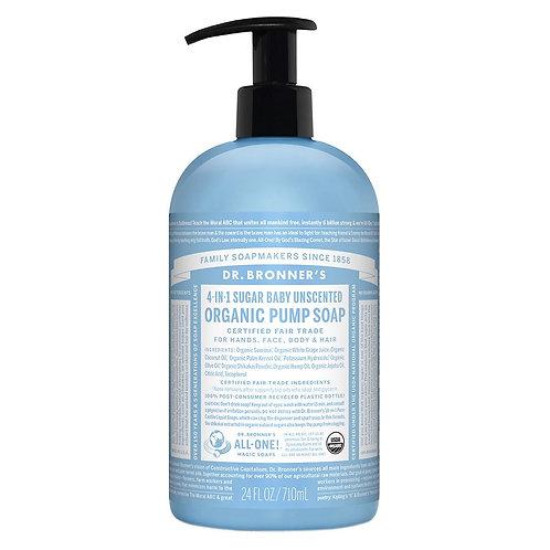 Dr. Bronners Organic Pump Soap