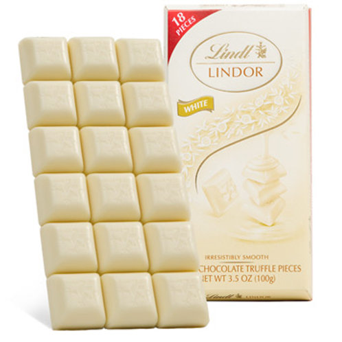 Lindit White Chocolate 3.5 oz