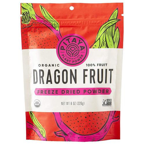 Pitaya Plus Dragon Fruit Freeze Dried Powder 8oz