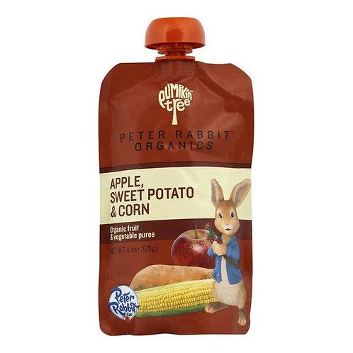 Pumpkin Tree/ Apple, Sweet Potato and Corn