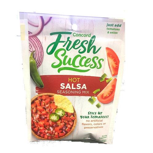 Concord Foods Salsa Mix Hot 1.06oz