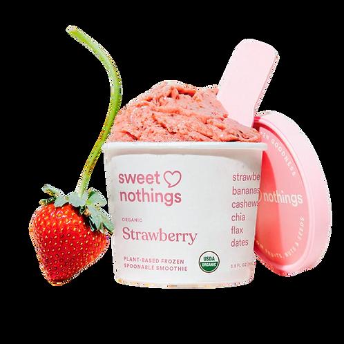 Sweet Nothing Strawberry Spoon Smoothie 3.5 oz