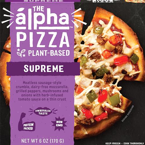 The Alpha Pizza Planted Based Supreme 6oz