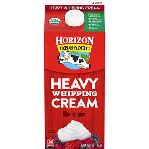 Heavy Whipping Cream / 64 oz