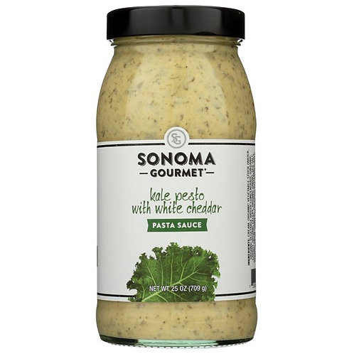 Sonoma Gourmet Sauce Pasta Kale Pesto 25oz