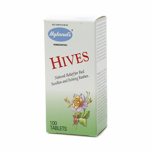 Hyland's Hives 100 Tablets