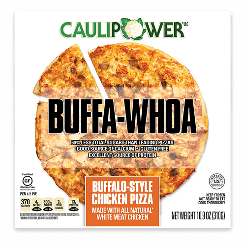 Caulipower Buffalo Chicken Pizza 12oz