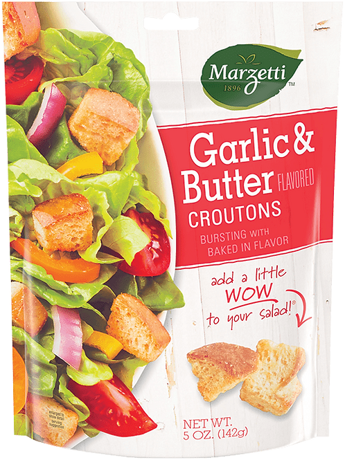 Marzetti Garlic and Butter Croutons