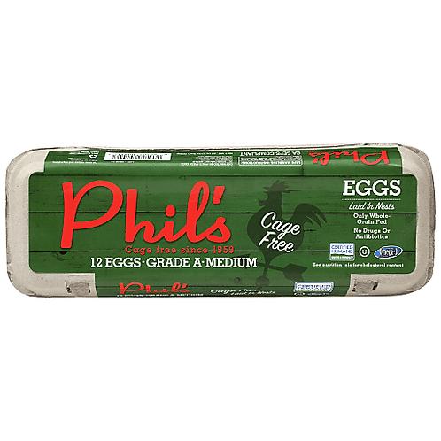 Phils Eggs 12 eggs