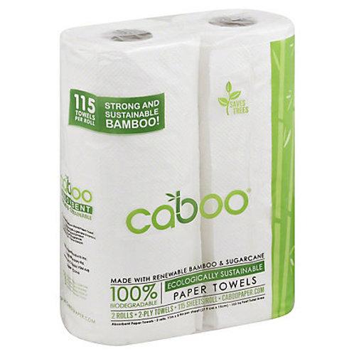 Caboo Paper Towels
