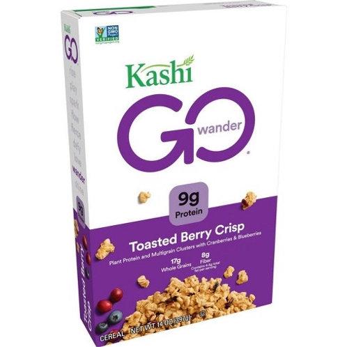 Kashi Go Wander Toasted Berry Crisp 12oz