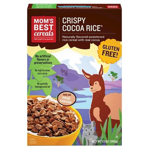 Mom Best Cereal Crispy Coco Rice 22oz