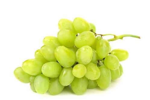 Organic White Seedless Grapes/lb