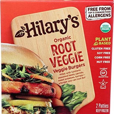 Hilary Organic Root Veggie Burger