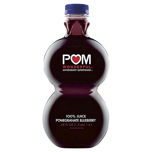 POM 100% Juice Pomegranate Blueberry