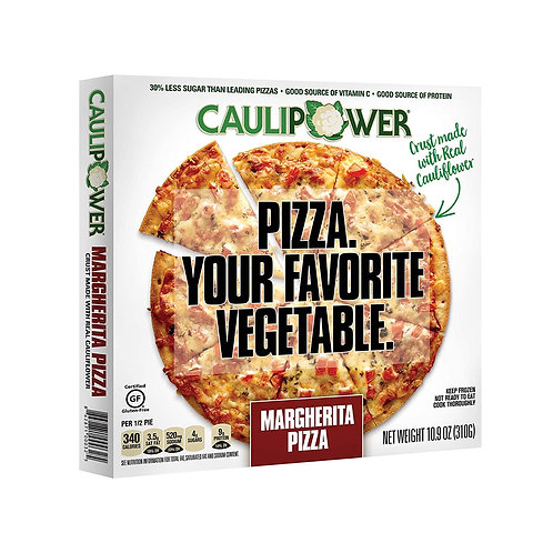 Caulipower Margherita Pizza 12oz